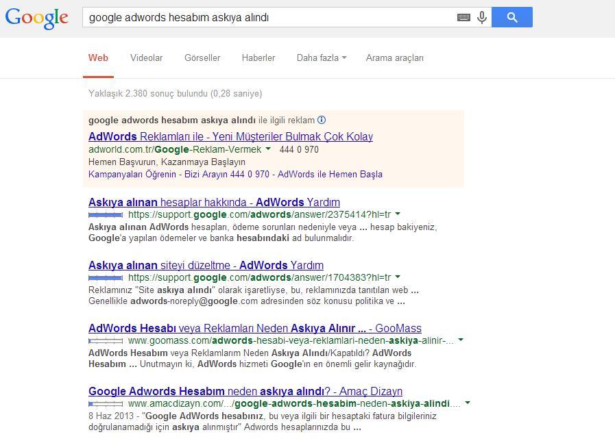 google-adwords-aski-aramasi