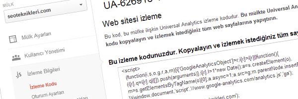 google-analytics-kodu