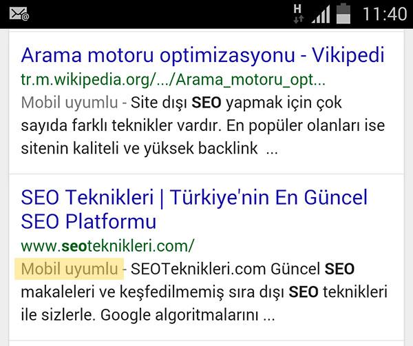 google-mobiluyumlu-etiketi