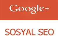 Sosyal SEO Google plus