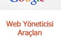 Web yoneticisi araçları